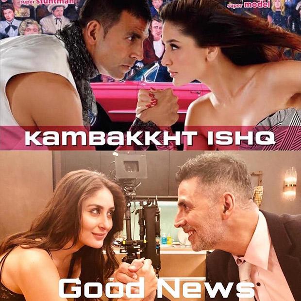 Good News! Akshay Kumar's #10yearchallenge With Kareena Kapoor Khan Is Going To Make Your Wednesday Better!