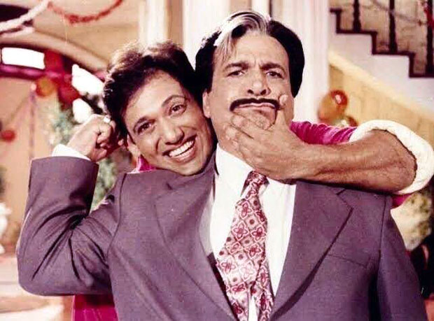 Govinda Remembers Late Kader Khan, Says He Was Not Only His 'ustaad' But A 'father Figure' Too