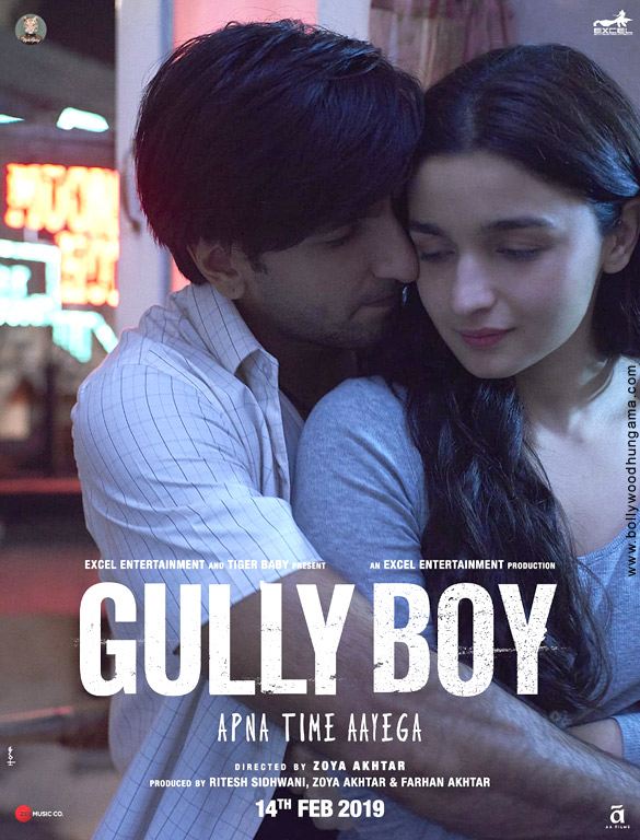 First Look Of Gully Boy
