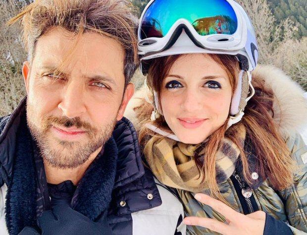 Happy Birthday Hrithik Roshan: Ex-wife Sussanne Khan Calls Him 'bff' In A Heart-warming Post