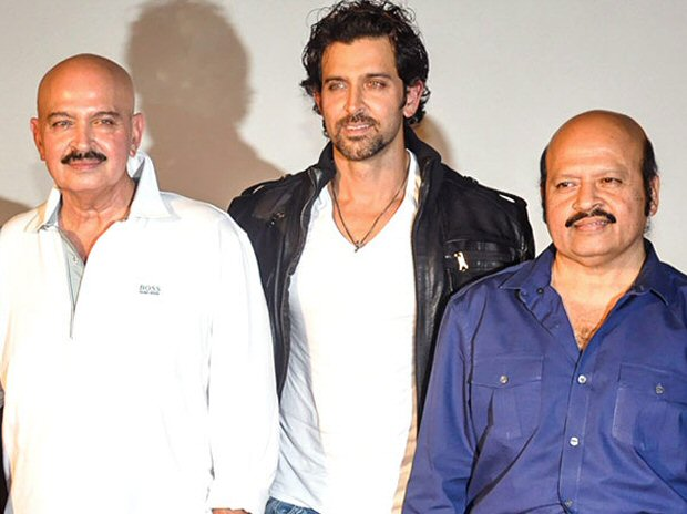 Hrithik Roshan And Rajesh Roshan Inform Rakesh Roshan Is Recovering Well After Cancer Surgery