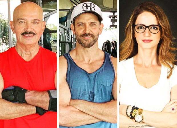 Hrithik Roshan's ex-wife Sussanne Khan calls Rakesh Roshan 'stronger than any superhero' after cancer diagnosis