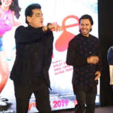Jeetendra Kapoor shakes his legs on 'Kopcha' song at film 'Luckee's trailer launch