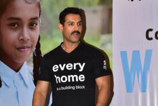 John Abraham Congratulates kids for Youth Supporting Housing and Swachh Bharat Abhiyan