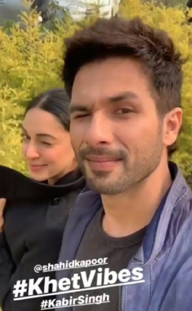 Kabir Singh: Shahid Kapoor And Kiara Advani Shoot In The Chilly Winters Of Delhi
