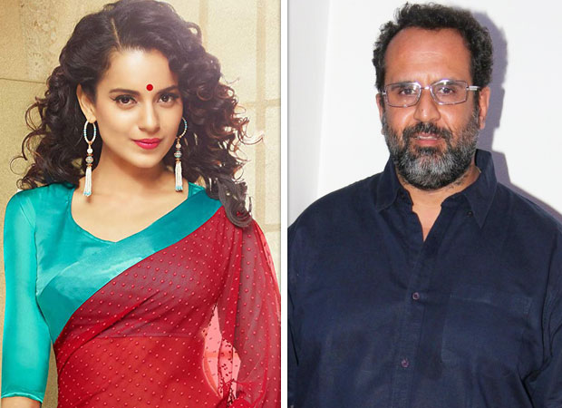 Kangana Ranaut To Team Up With Aanand L. Rai For Tanu Weds Manu 3