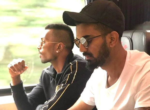 Koffee With Karan 6 - Hardik Pandya And K L Rahul Have Been Suspended Over Their Comments On The Karan Johar Show