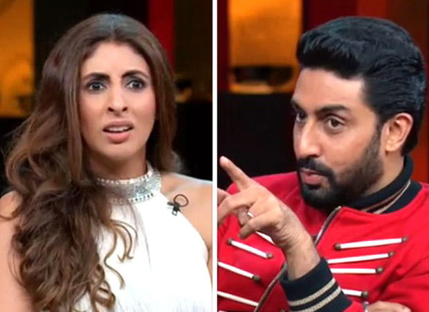 Koffee With Karan 6: Shweta Bachchan Reveals Who Is Abhishek Bachchan More Afraid Of - Aishwarya Rai Bachchan Or Jaya Bachchan?