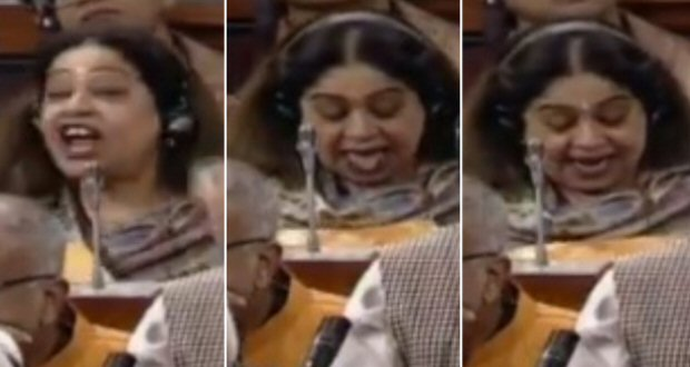 Lok Sabha Or India's Got Talent? Bjp Mp Kirron Kher's Hilarious Expressions Have Gone Viral
