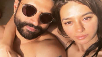 Lovebirds Farhan Akhtar and Shibani Dandekar soak in the sun on his birthday
