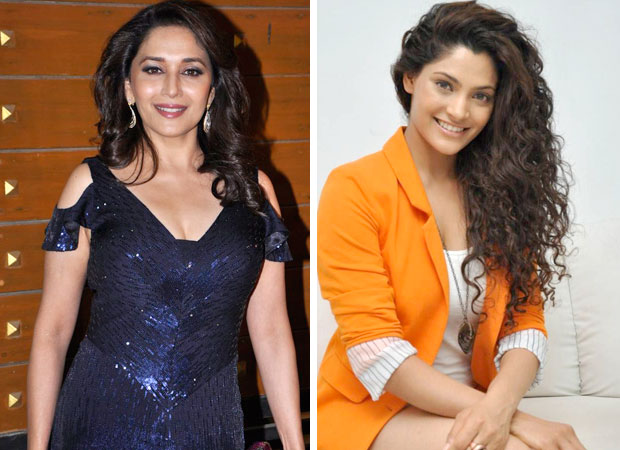 Madhuri Dixit Nene and Saiyami Kher come together for Ayushmann Khurrana's wife Tahira Kashyap's directorial debut