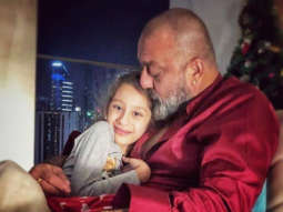 On National Girl Child day, Sanjay Dutt shares a precious moment with daughter Iqra Dutt