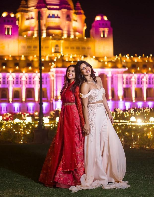Flashback Friday: Parineeti Chopra Shares An Unseen Photo With Priyanka Chopra From Her Wedding
