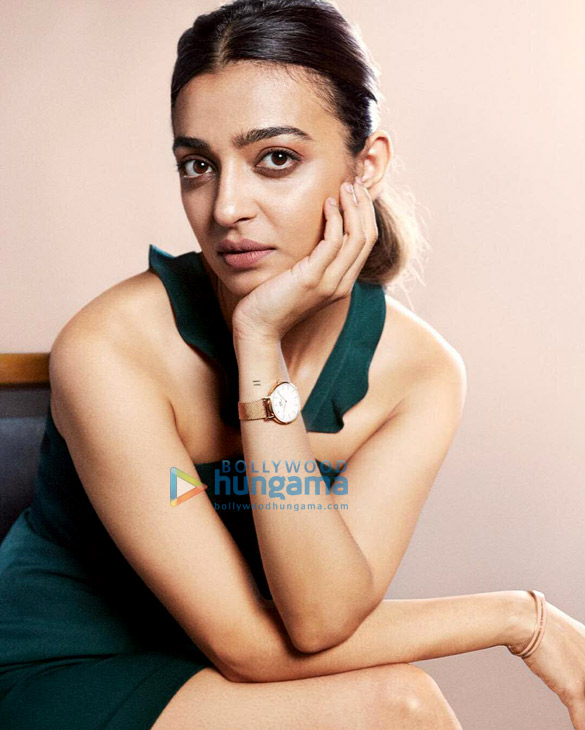 Celeb Photos Of Ishita Radhika Apte