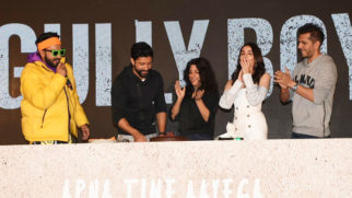 Ranveer Singh, Alia Bhatt and others grace the trailer launch of Gully Boy | Part 4