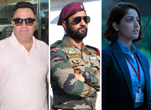 Rishi Kapoor Watches Vicky Kaushal And Yami Gautam's Uri, Calls It 'terrific Warfare Film'