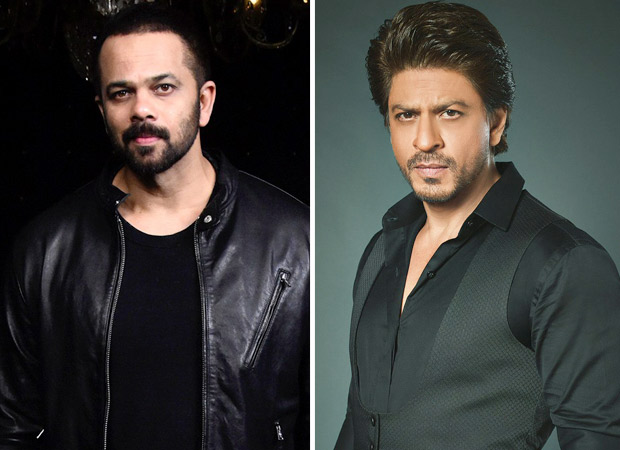 Rohit Shetty RUBBISHES rumours of tiff with Shah Rukh Khan and here's what he has to say about it
