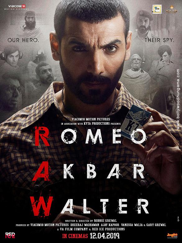 ROMEO AKBAR WALTER (2019) con JOHN ABRAHAM + Esperando Estreno Romeo-Akbar-Walter