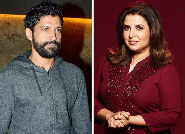 SCOOP RIFT between cousins Farhan Akhtar and Farah Khan