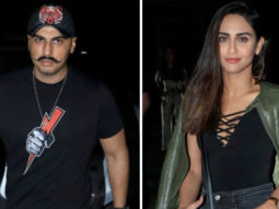 SPOTTED Arjun Kapoor with GF Malaika Arora, Krystle D'Souza and others at Soho House