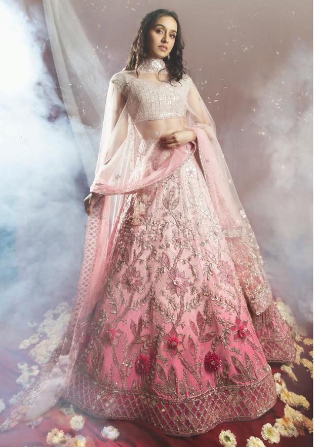 Slay Or Nay: Shraddha Kapoor In Manish Malhotra Couture For Umang 2019 Mumbai Police Show