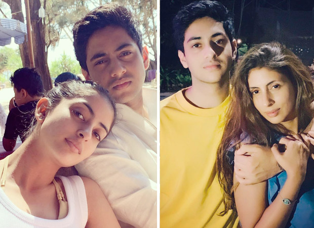 Shweta Bachchan rings in New Year with husband Nikhil Nanda and kids Navya and Agastya (see ALL inside pics) fea