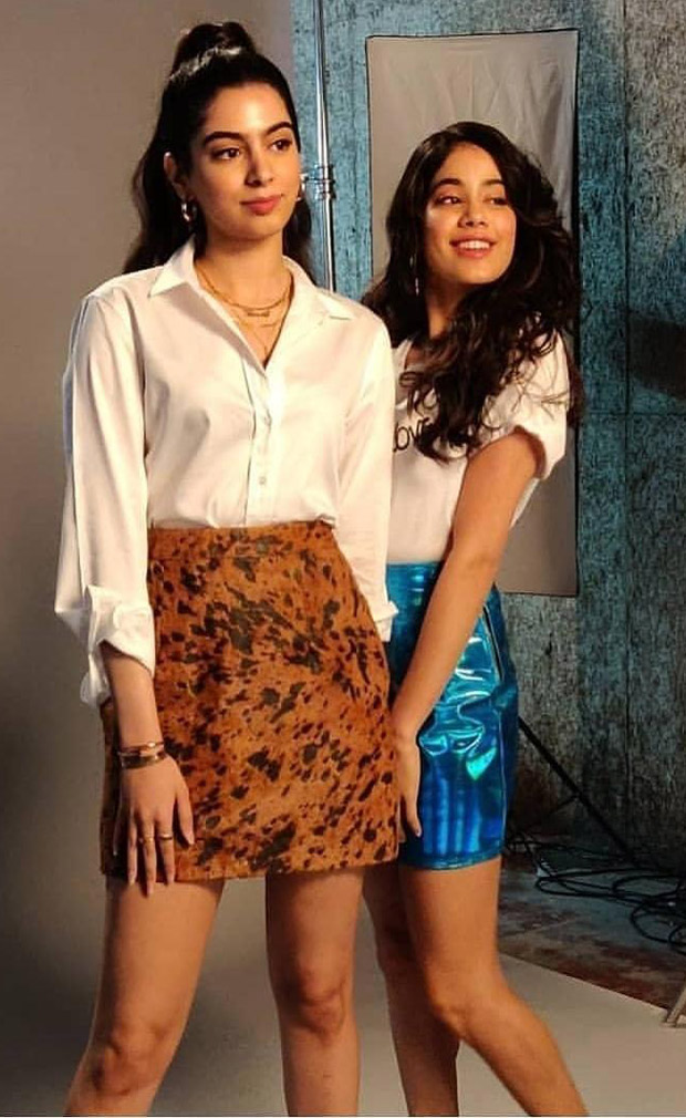 Sisters Janhvi Kapoor And Khushi Kapoor Look Stunning In Easy Breezy Outfits, Come Together For Neha Dhupia's Bffs With Vogue Season 3