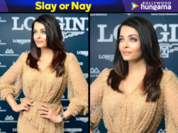 Slay or Nay - Aishwarya Rai Bachchan in Fjolla Nila for Longines event in Kuwait (Featrued)