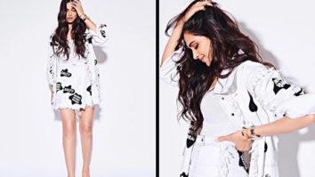 Slay or Nay - Deepika Padukone in Kanika Goyal x Babbu the Painter for Facebook Live (Featured)