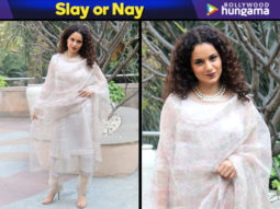 Slay or Nay - Kangana Ranaut in Eka for Manikarnika - The Queen of Jhansi promotions (Featured)