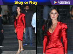Slay or Nay - Katrina Kaif in Jonathan Simkhai for Ali Abbas Zafar 's birthday bash (Featured)