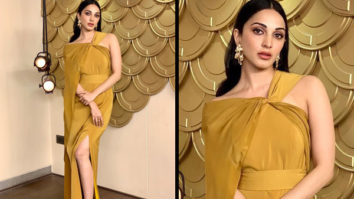 Slay or Nay - Kiara Advani in Lola by Suman for Vinaya Vidheya Rama promotions (Featured)