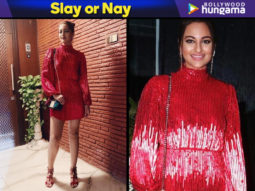 Slay or Nay - Sonakshi Sinha in Rixo for Punit Malhotra's birthday bash (Featured)