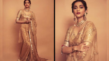 Slay or Nay - Sonam Kapoor Ahuja in Good Earth for a mehendi ceremony (Featured)