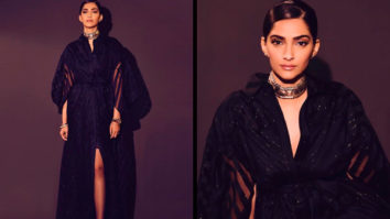 Slay or Nay - Sonam Kapoor Ahuja in Raph and Russo for IWC Schaffhausen opening dinner party in Geneva (Featured)