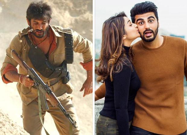 Sushant Singh Rajput's Sonchiriya To Clash With This Arjun Kapoor Movie