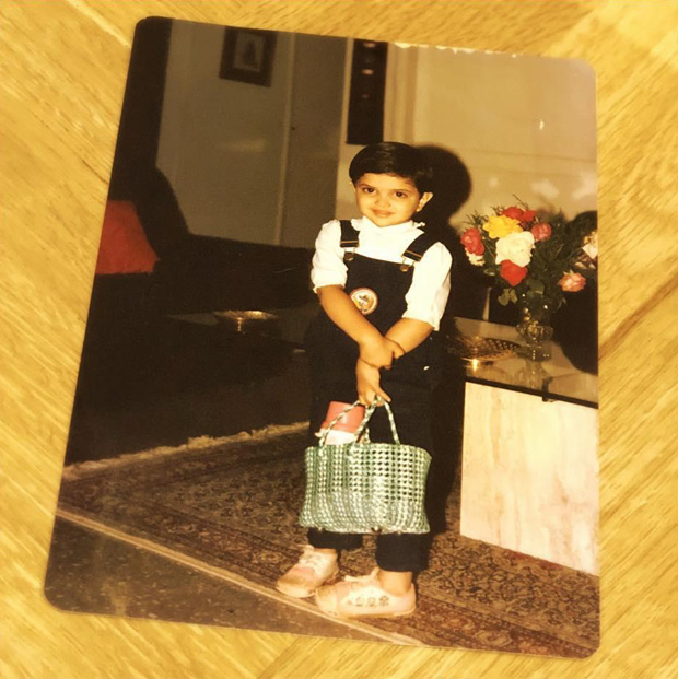 Throwback Thursday: Deepika Padukone Looks Absolutely Adorable In This Cute Photo