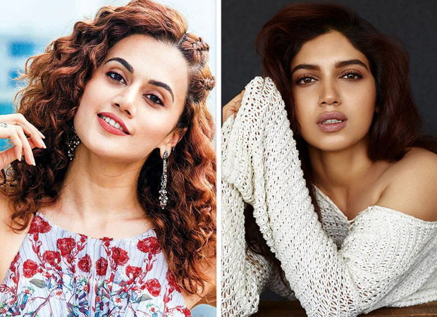 Taapsee Pannu and Bhumi Pednekar's Womaniya gets a villain and you will never be able to guess who it is!