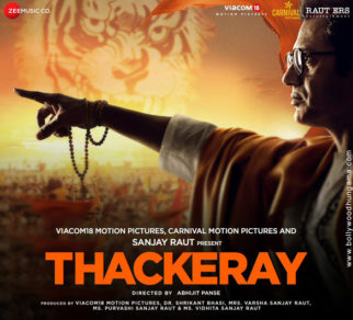 First Look Of The Movie Thackeray