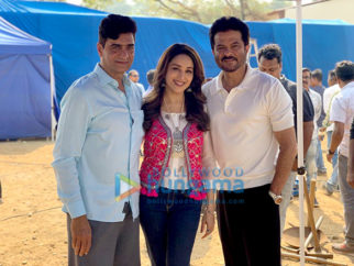 On The Sets Of The Movie Total Dhamaal
