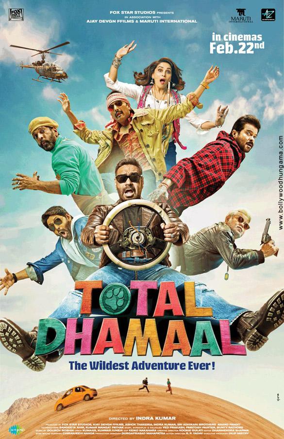 TOTAL DHAMAAL (2019) con ANIL KAPOOR + Sub. Español Total-Dhamaal-4-1
