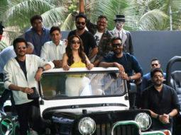 Total Dhamaal Officila Trailer Launch Ajay Devgn Madhuri Dixit Anil Kapoor Part 1