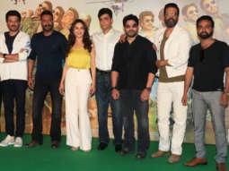 Total Dhamaal Officila Trailer Launch Ajay Devgn Madhuri Dixit Anil Kapoor Part 2