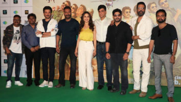 Total Dhamaal Officila Trailer Launch Ajay Devgn Madhuri Dixit Anil Kapoor Part 2