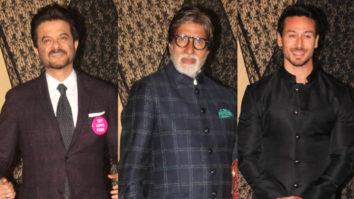 UNCUT Amitabh Bachchan, Alia Bhatt, Tiger Shroff, Emraan Hashmi & others at Sakshi Bhatt's Wedding Reception
