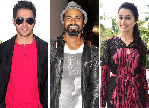 Varun Dhawan learns Bhangra and gymnastics for the Remo D'Souza film starring Shraddha Kapoor