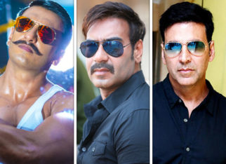 WATCH Ranveer Singh urges fans to spam Rohit Shetty to bring Simmba, Ajay Devgn's Singham and Akshay Kumar's Sooryavanshi together in same film
