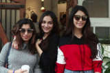 Warina Hussain and Alfia Jafry SPOTTED at Fable Juhu