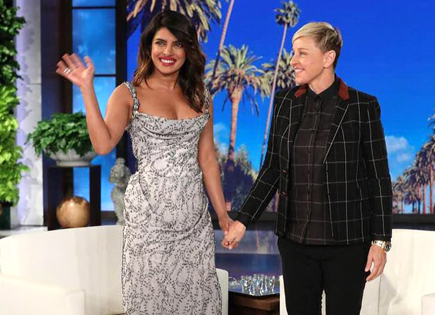 Priyanka Chopra and Nick Jonas got OFFENDED by Ellen DeGeneres, find out why!