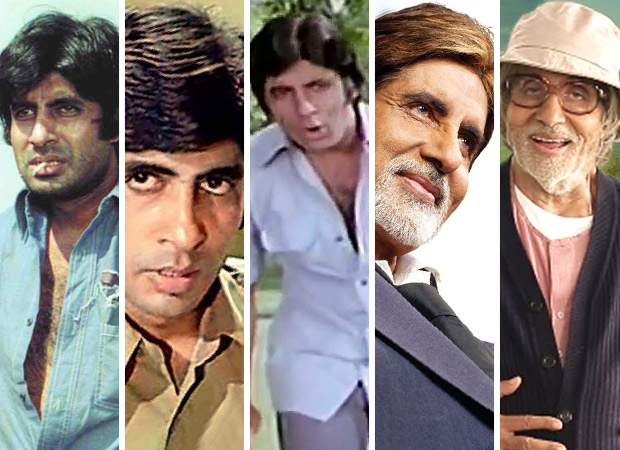 10 Characters who live on due to Amitabh Bachchan's movies